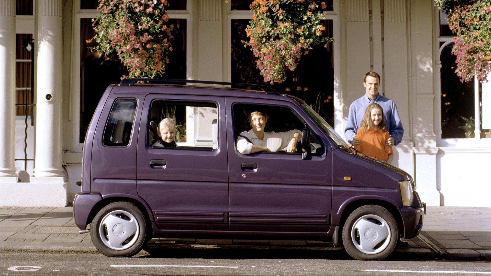 Suzuki Wagon R EM 2