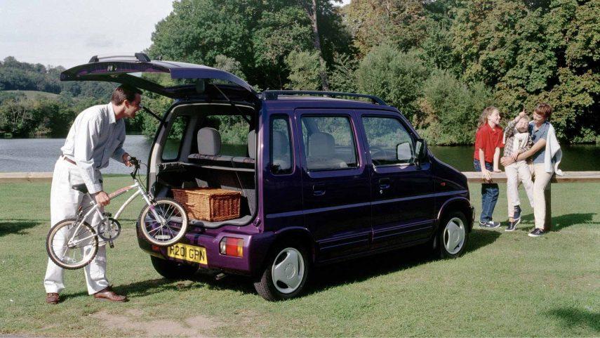 Coche del Día: Suzuki Wagon R+ (EM)
