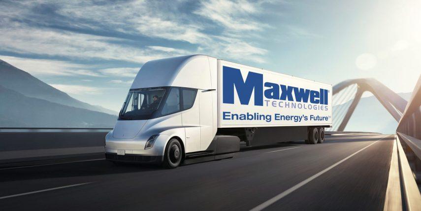 Tesla compra Maxwell Technologies por 218 millones de dólares