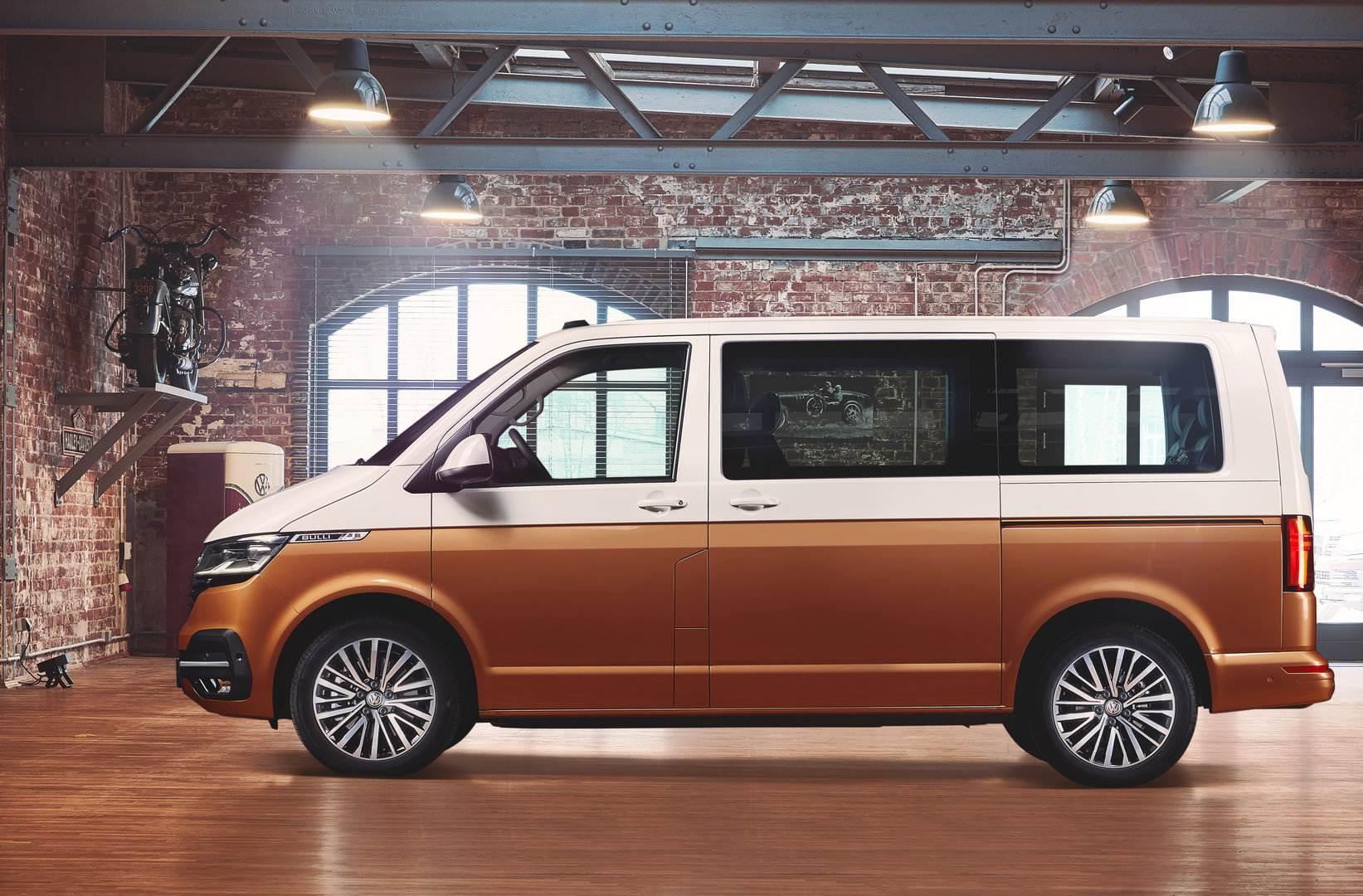 Volkswagen Multivan 2019 01