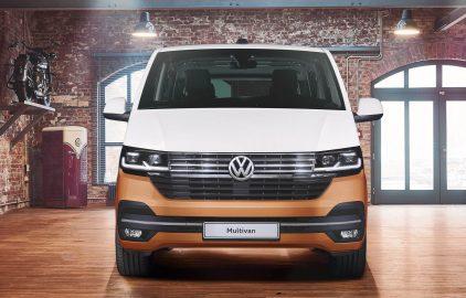 Volkswagen Multivan 2019 03