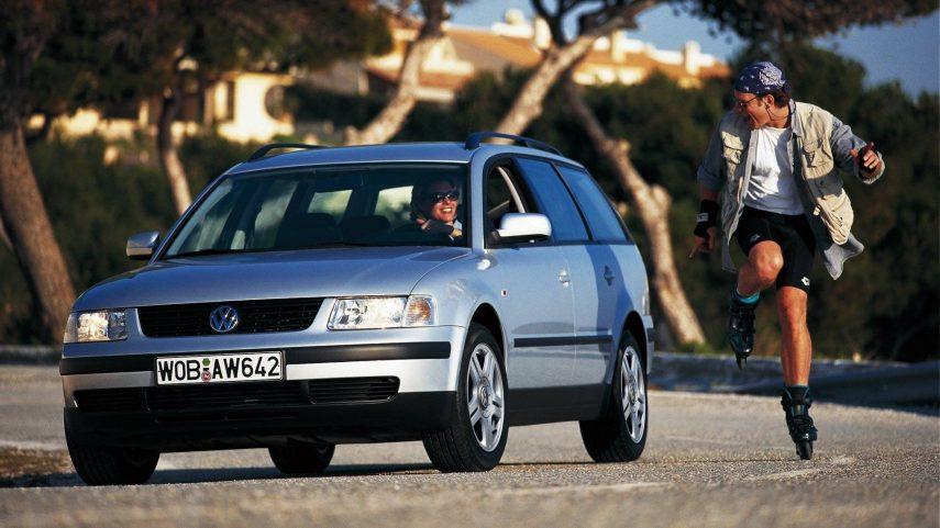Coche del Día: Volkswagen Passat 2.5 TDI V6 (B5)