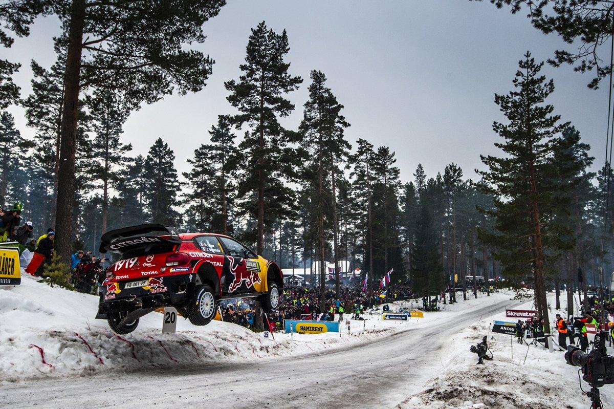 WRC Suecia 2019 8