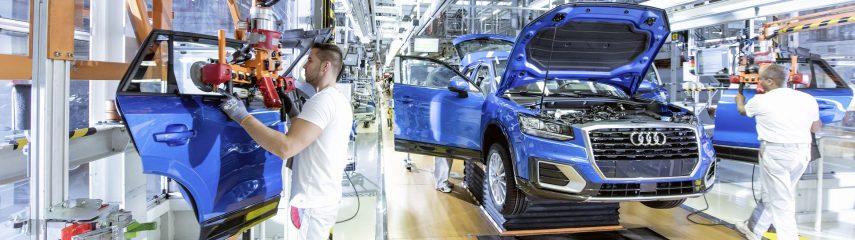 Cómo se fabrica un automóvil en serie (VII): Montaje III