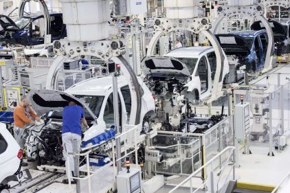 Volkswagen Plant Wolfsburg