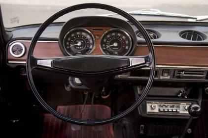 132 1970 SEAT 124
