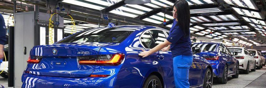 Cómo se fabrica un automóvil en serie (VIII): Acabado