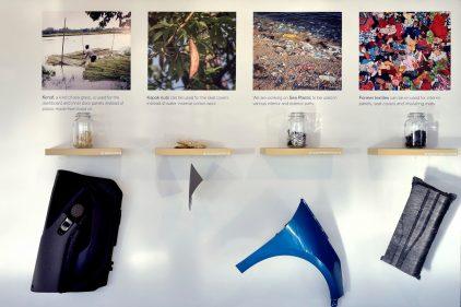 143 BMW Materiales Reciclados
