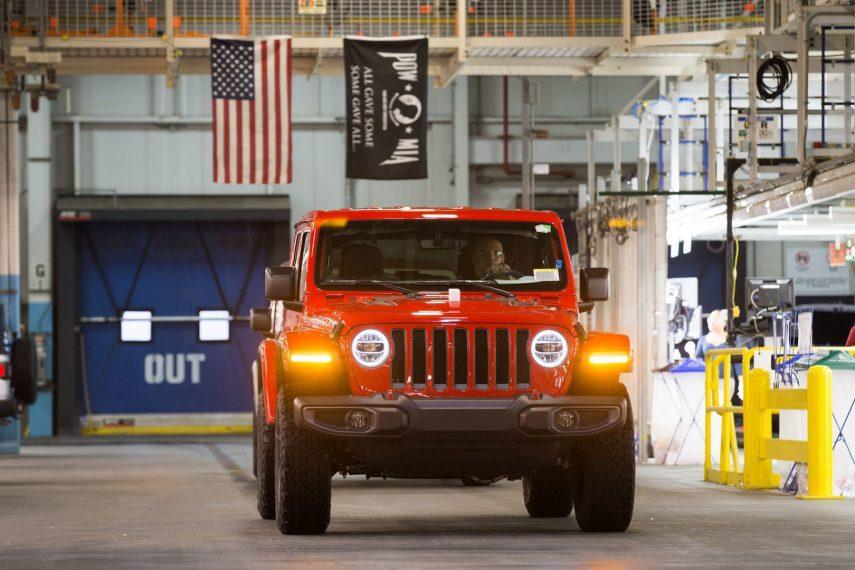 161 Jeep Wrangler