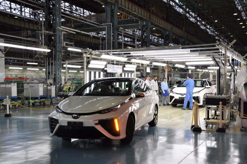 166 Toyota Mirai