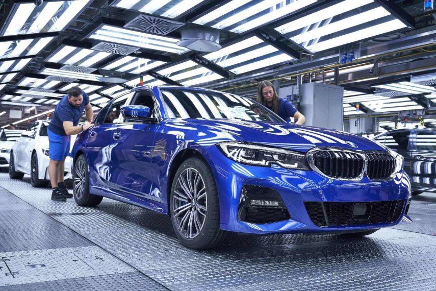 168 BMW Serie 3