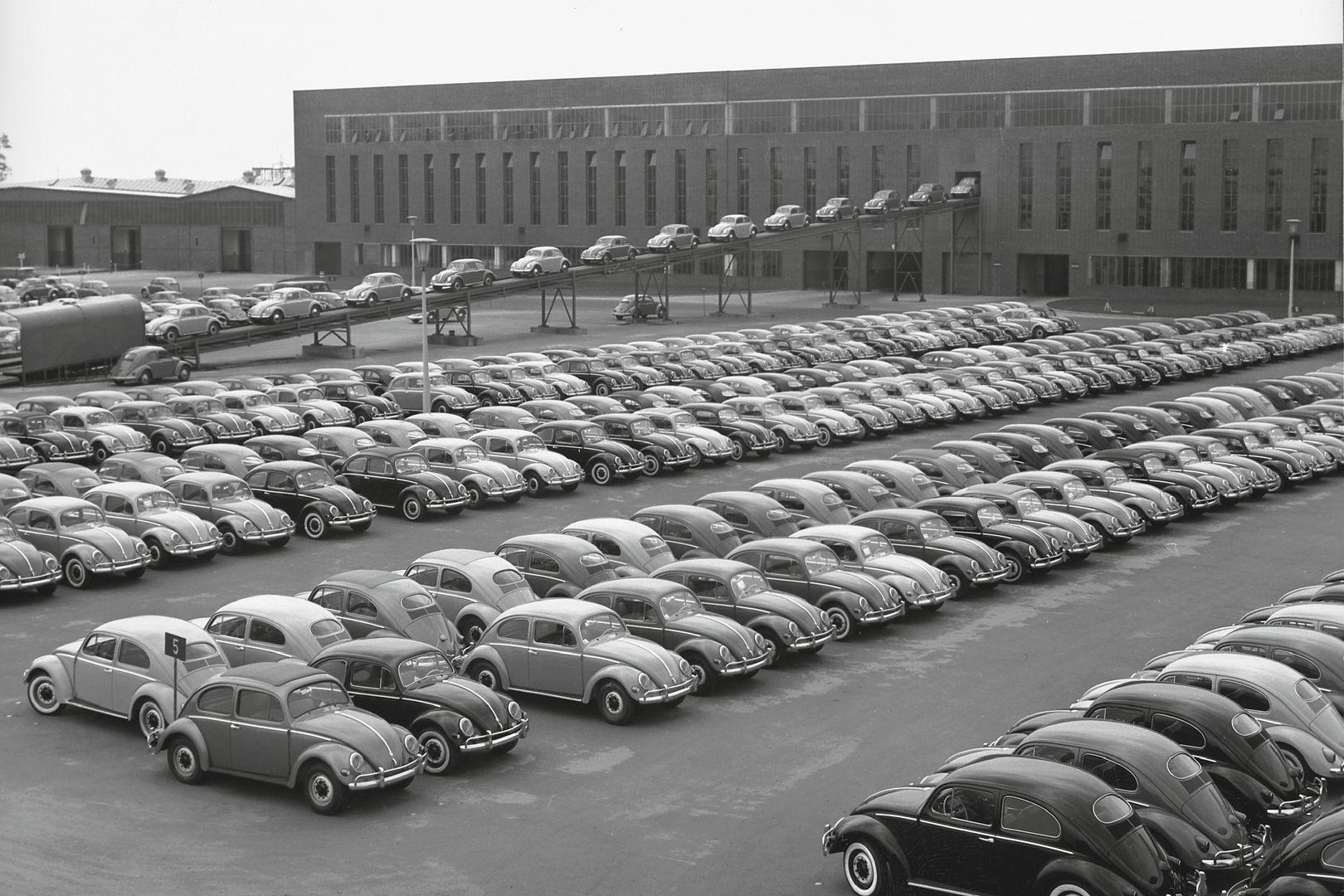 172 Volkswagen Tipo 1 1956