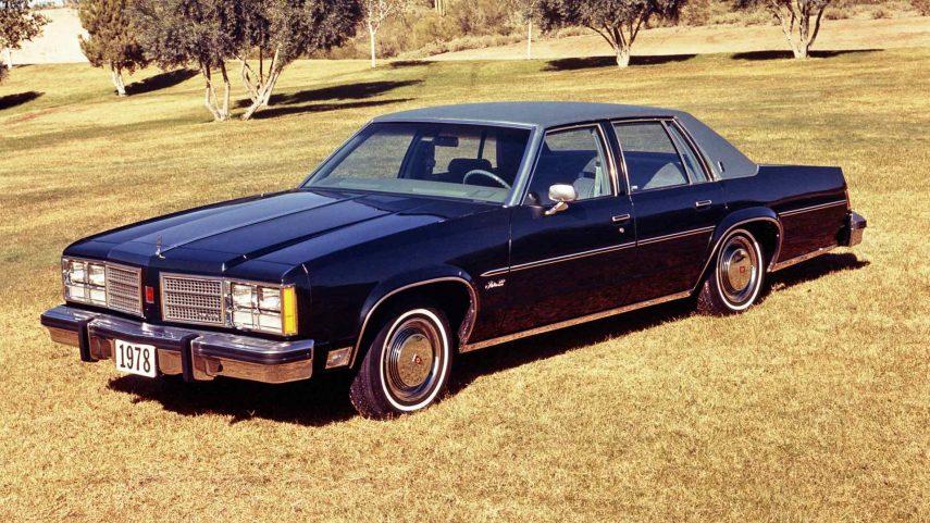 Coche del día: Oldsmobile Delta 88 Diesel