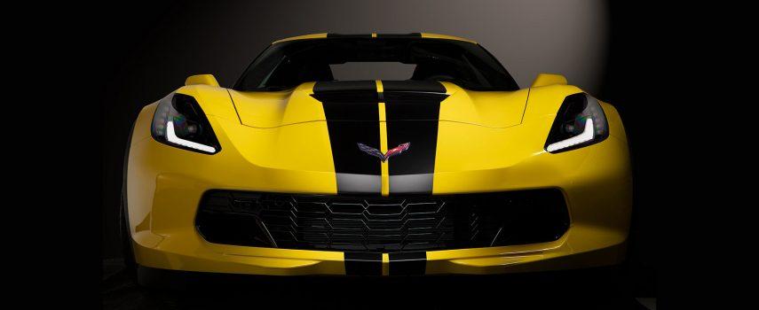 Adopta un coche de alquiler: 2018 Chevrolet Corvette Z06 de Hertz