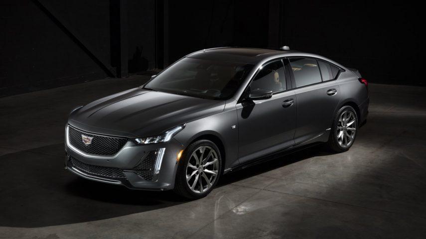 Cadillac CT5: la nueva berlina de propulsión que no catarás en Europa