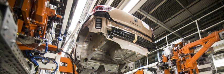 Cómo se fabrica un automóvil en serie (VI): Montaje II