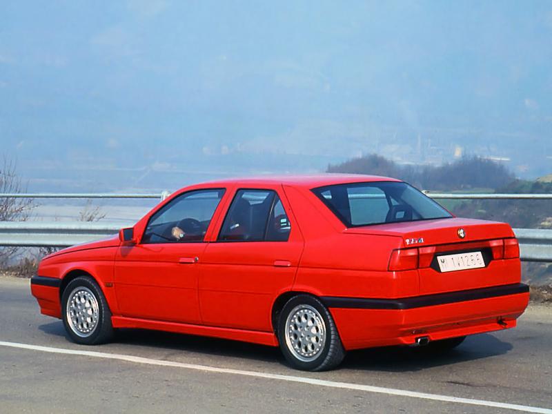 Alfa Romeo 155 Q4 2