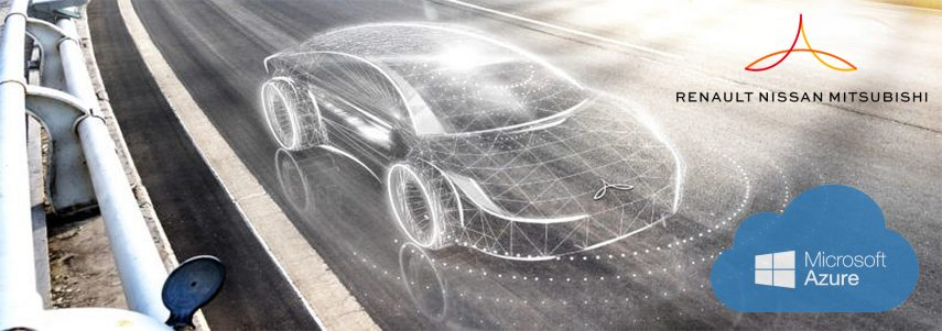 Alliance Intelligent Cloud, la plataforma conectada de la Alianza Renault-Nissan-Mitsubishi