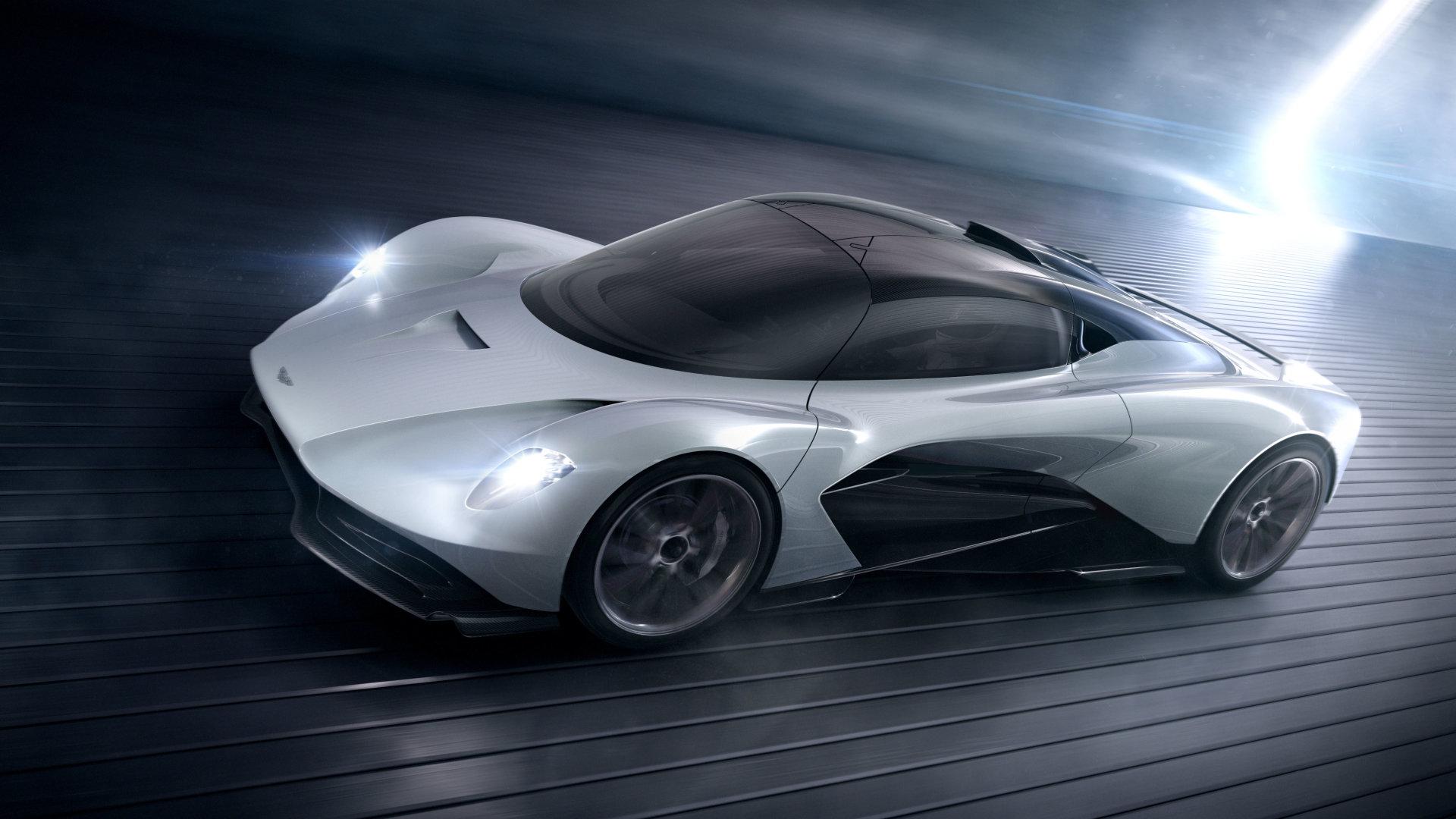 Ya conocemos nuevos datos del Aston Martin AM-RB 003