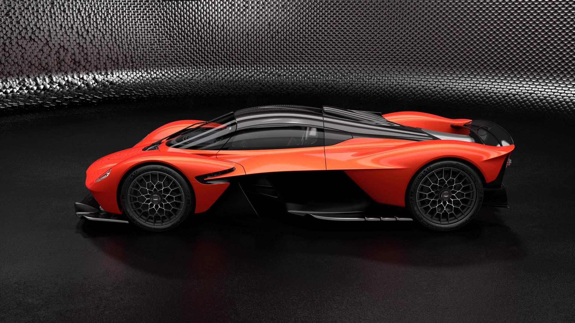 Ya conocemos nuevos datos del Aston Martin Valkyrie