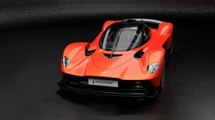 Aston Martin Valkyrie Designer Specification 3
