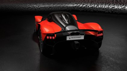 Aston Martin Valkyrie Designer Specification 4