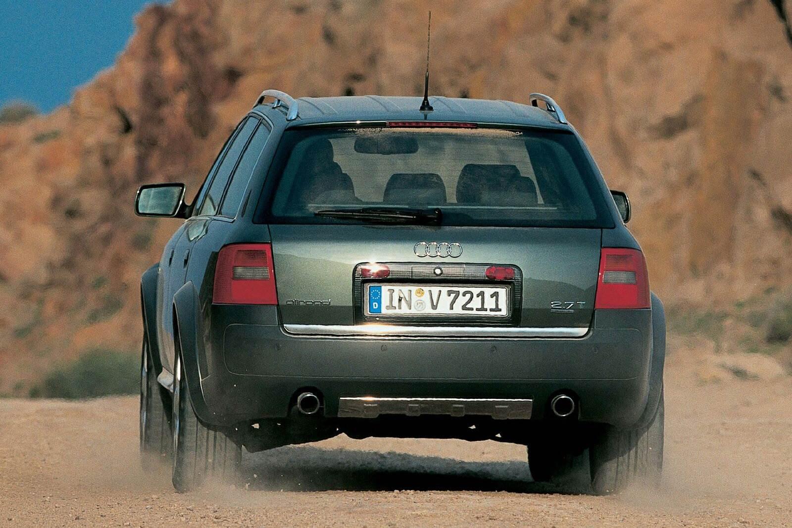 Audi Allroad 27 T Quattro