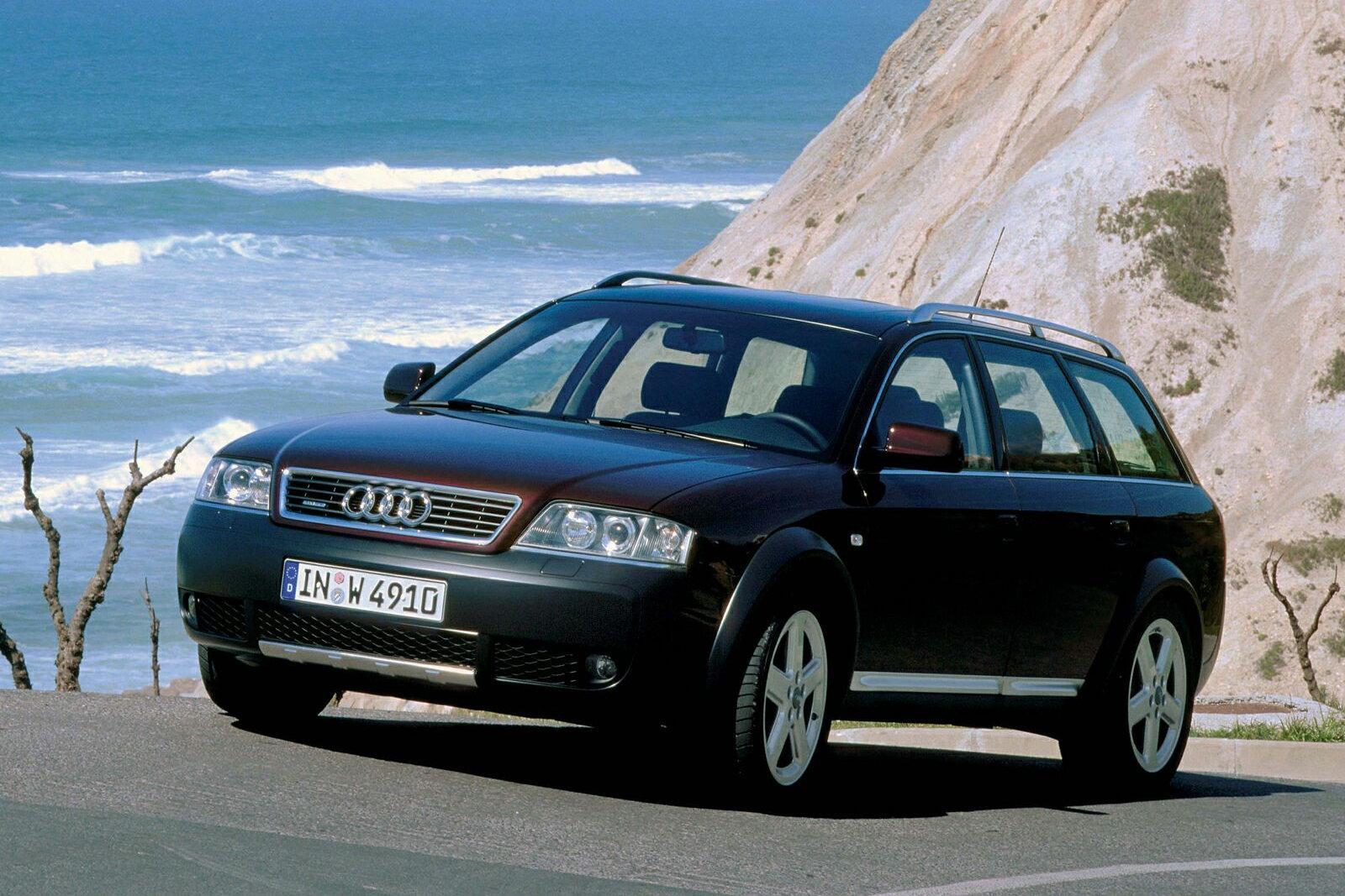 Audi Allroad 42 Quattro