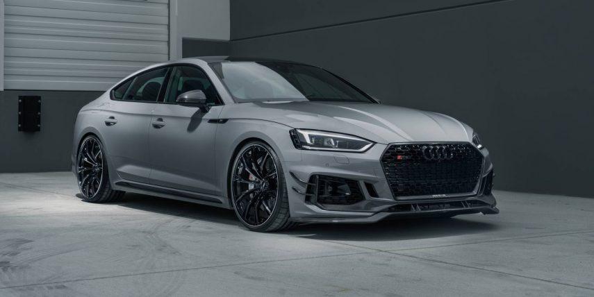 ABT Sportsline le da un extra de picante al Audi RS5 Sportback