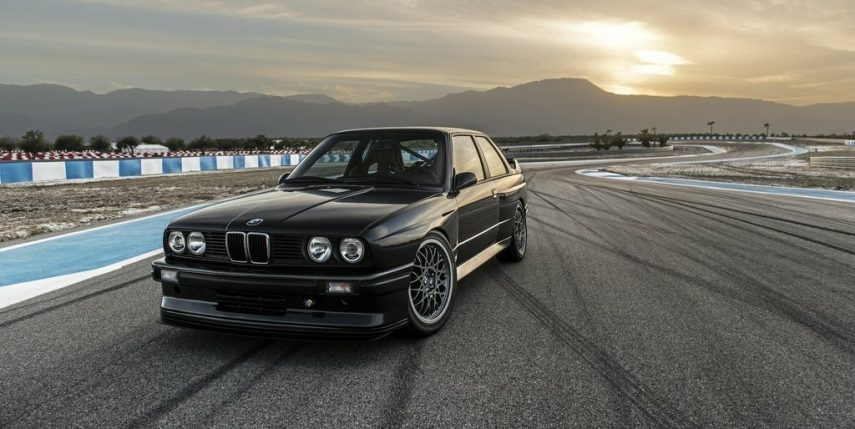 El BMW M3 (E30) renace de la mano de Redux