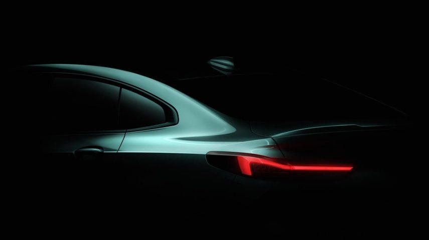 BMW presentará en noviembre el Serie 2 Gran Coupé