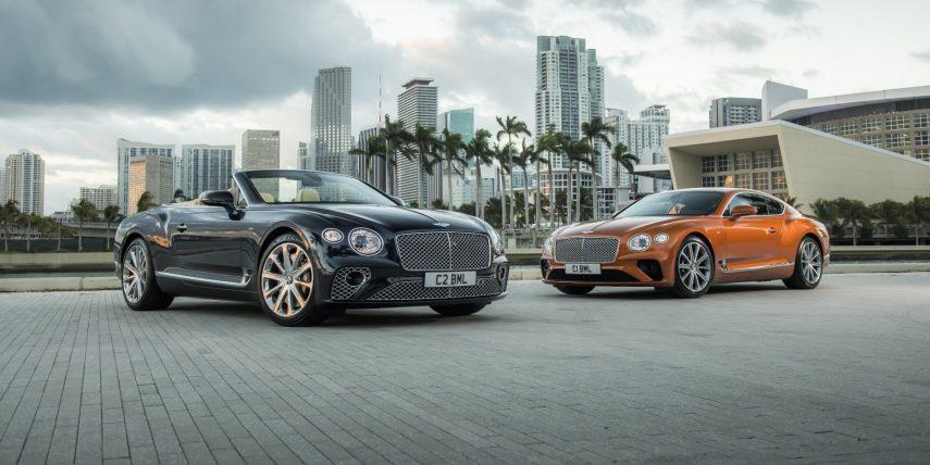 Bentley Continental GT V8: así es el nuevo escalón de acceso