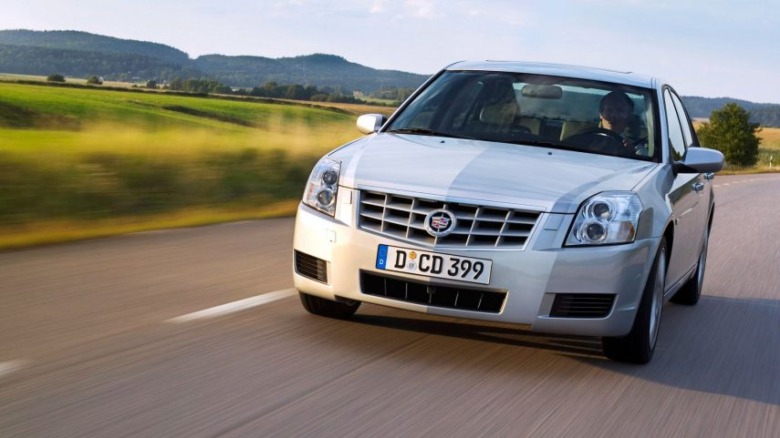 Coche del día: Cadillac BLS