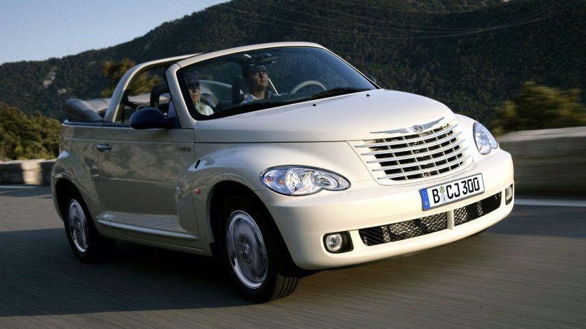 Coche del Día: Chrysler PT Cruiser Cabrio