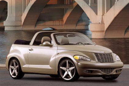 Chrysler PT Cruiser Cabrio 3