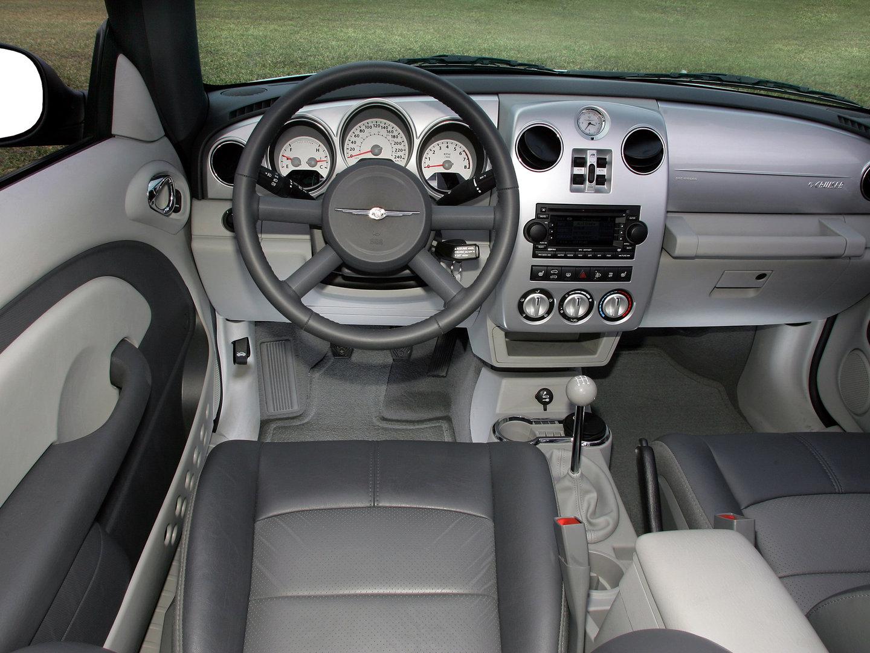 Chrysler PT Cruiser Cabrio 4