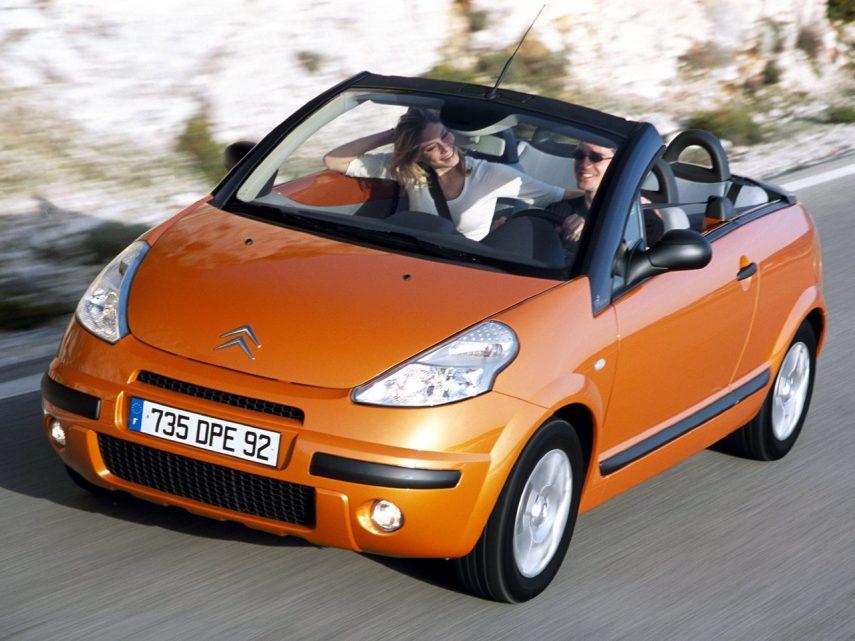 Coche del Día: Citroën C3 Pluriel