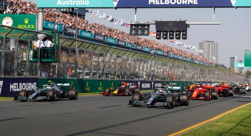 F1 2019 Australia 0