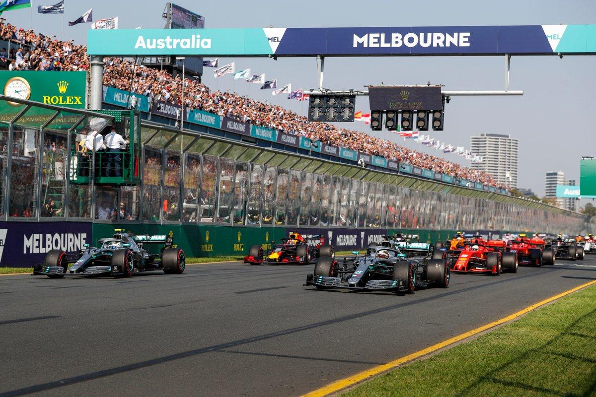 Se cancela el Gran Premio de Australia 2020 de Fórmula 1