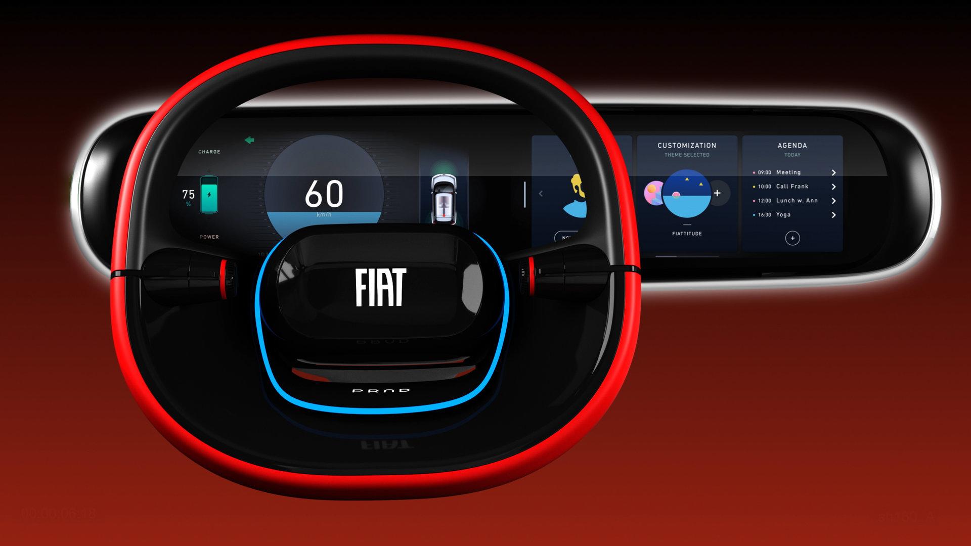 Fiat Concept Centoventi 18