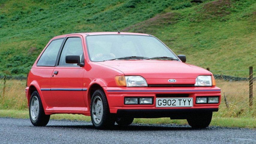 Coche del día: Ford Fiesta XR2i (Mk. III)