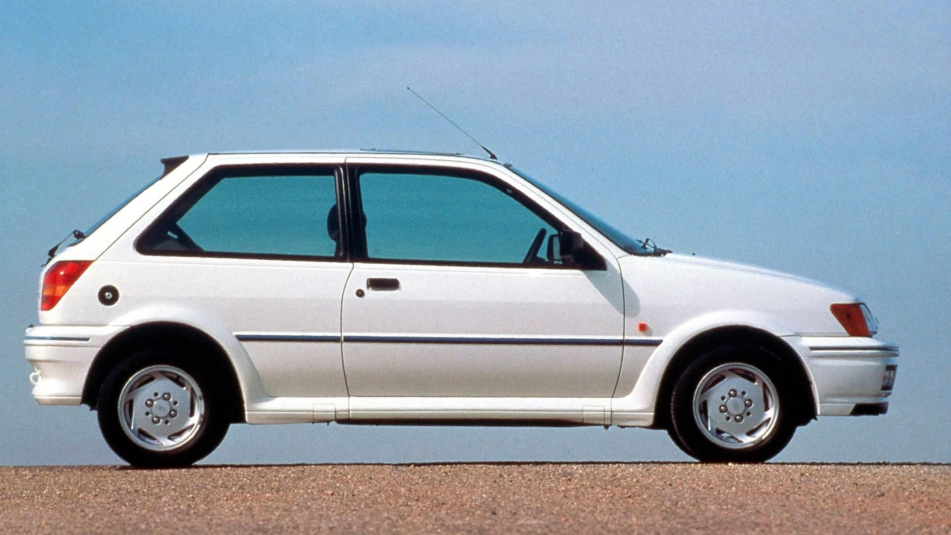 Ford Fiesta XR2i 4