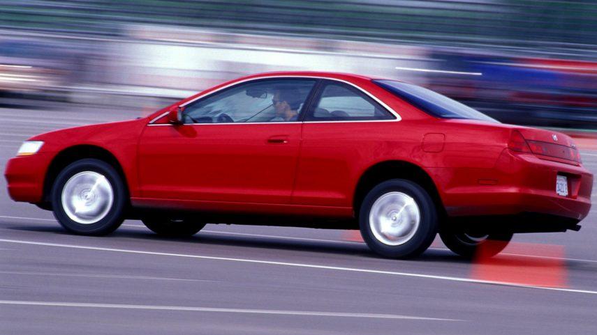 Coche del día: Honda Accord Coupé 3.0 V6
