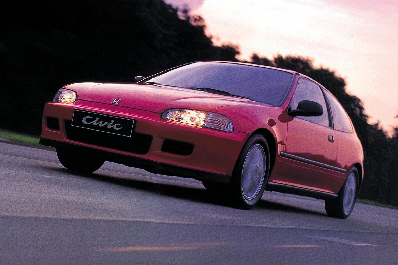 Honda Civic EG6 VTi 1
