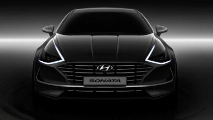 Hyundai Sonata 2019 1