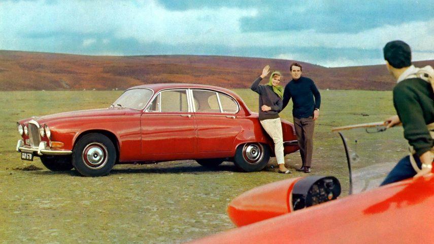 Coche del día: Jaguar 420/Daimler Sovereign