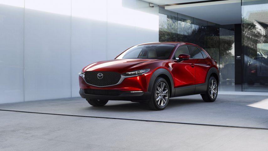 Mazda sorprende en Ginebra con el CX-30, su nuevo SUV de estilo coupé