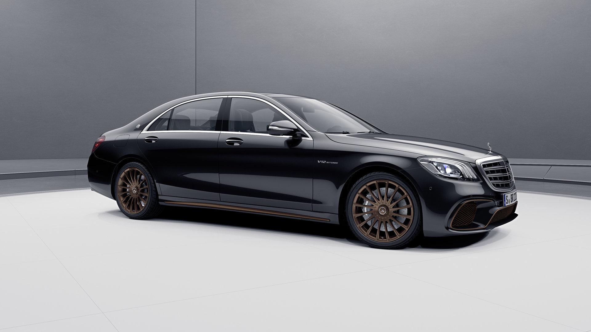 El motor V12 se despide con el Mercedes-AMG S 65 Final Edition