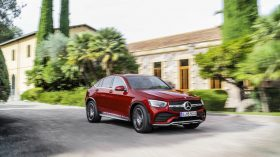 Mercedes Benz GLC Coupe 02