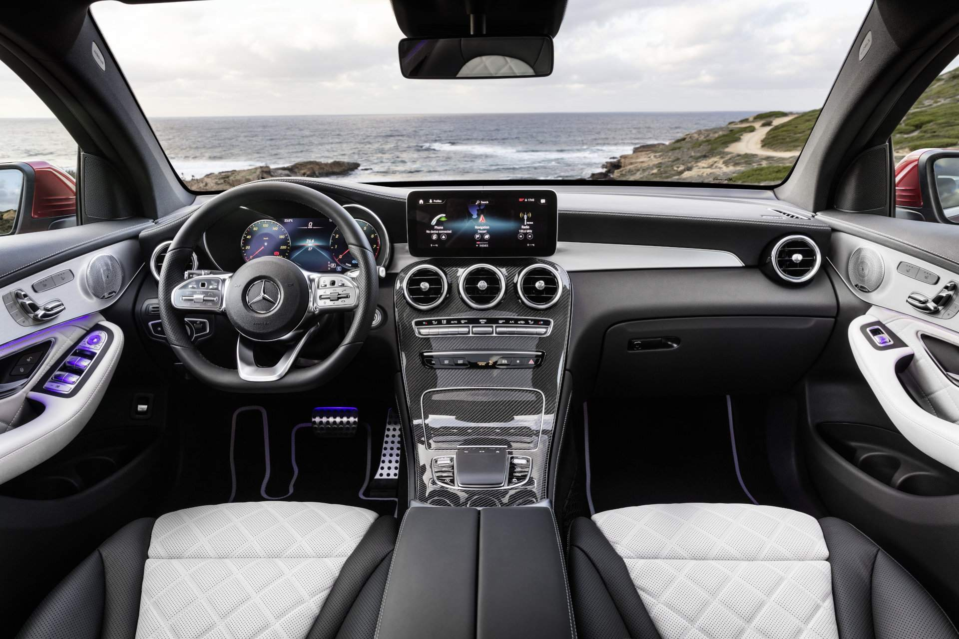 Mercedes Benz GLC Coupe 23